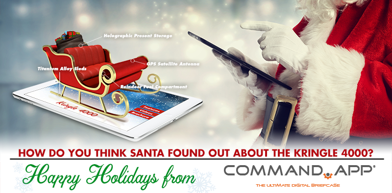 Happy Holidays from Command.app